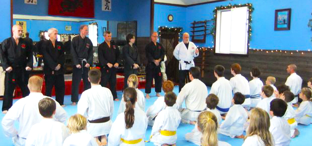 Port Perry Karate Instructors
