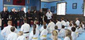Karate Instructors Port Perry